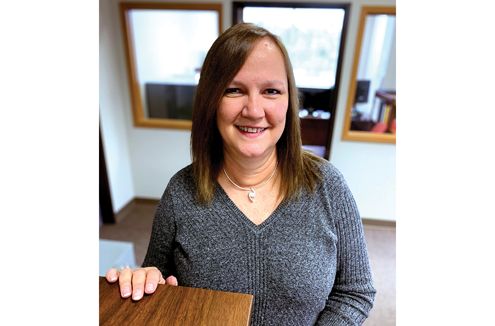 New Human Resources Administrator Osier Joins Home Office Team