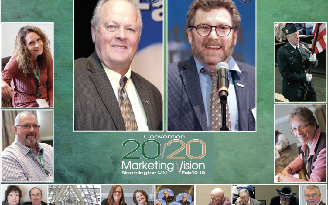 2020 Marketing Vision Convention Coverage