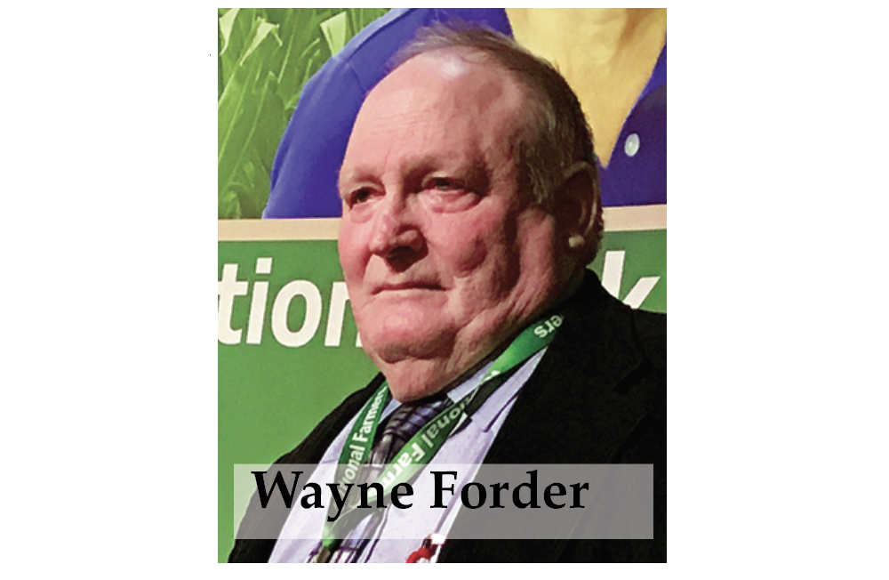 National Farmers Director for Three Decades Passes