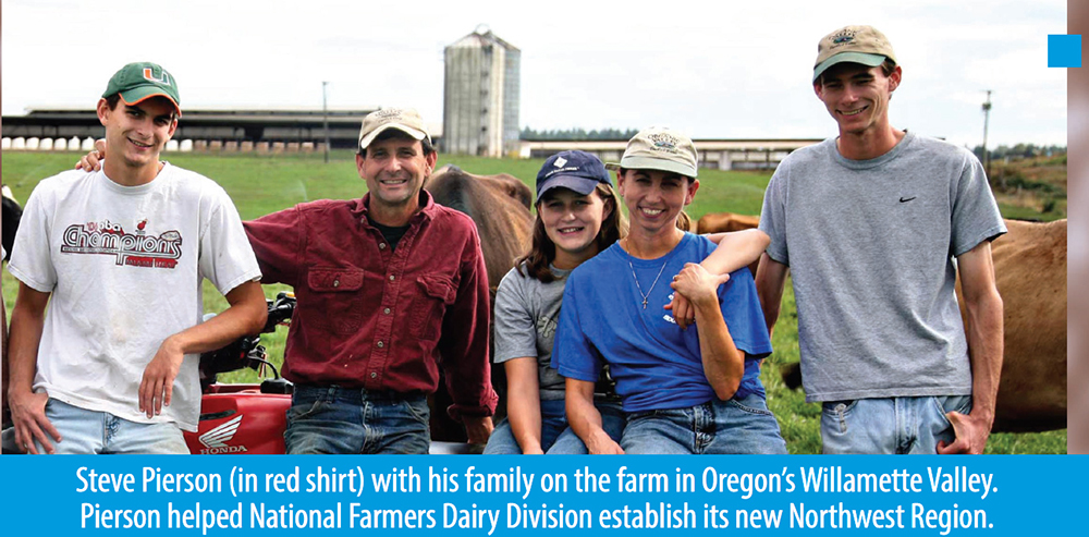 Pacific Northwest Dairy Producers Choose National Farmers