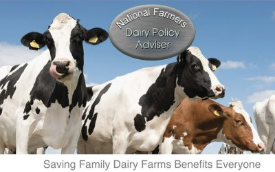 Saving Family Dairy Farms Benefits Everyone
