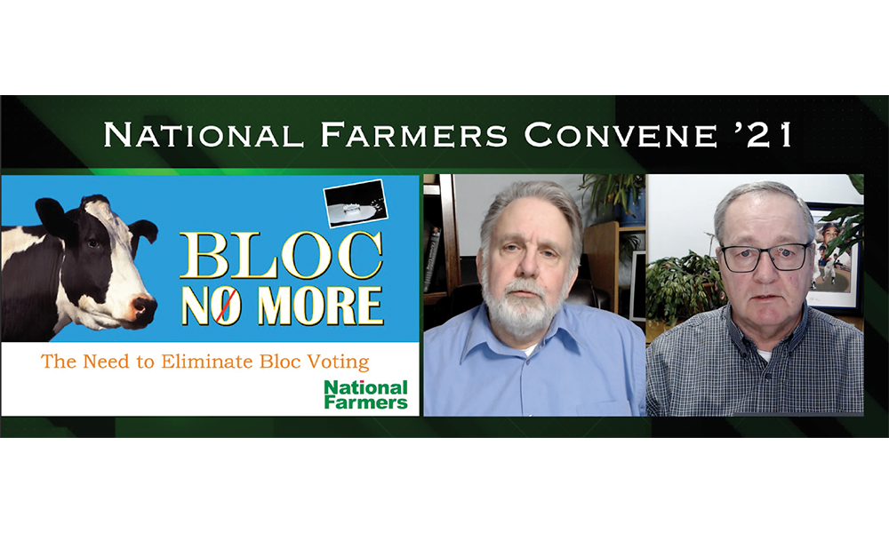 Eliminate Dairy Bloc Voting