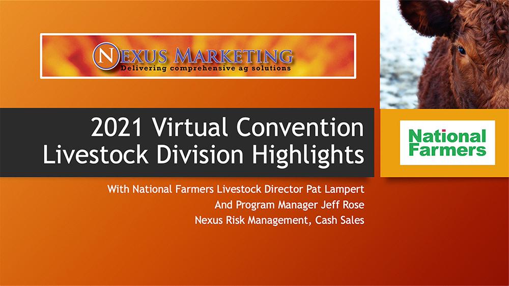 Convene Livestock