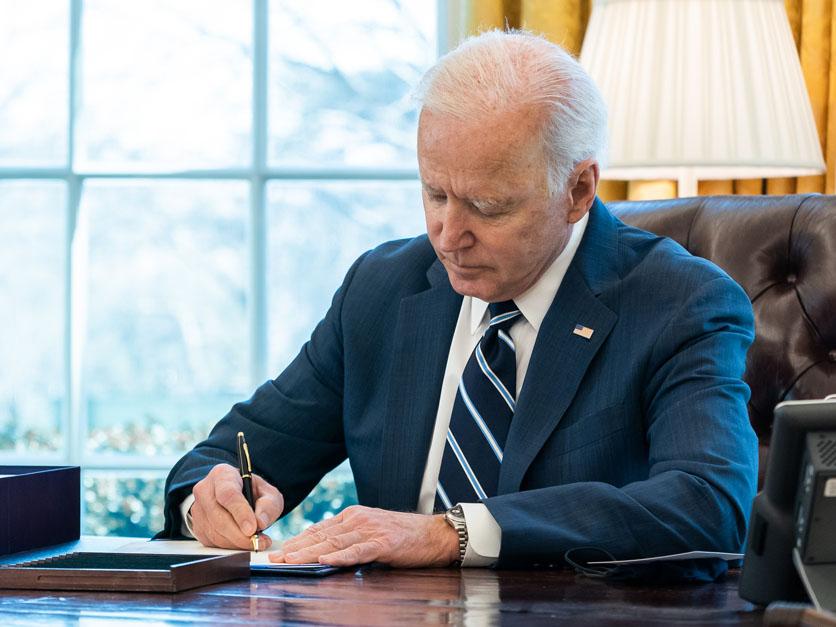 National Farmers Favors Biden's Ag Initiatives